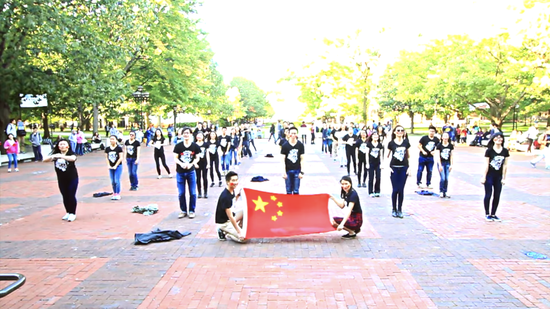 Flash-mob Oct.1 @ UM diag